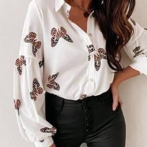 Рубашка с длинным рукавом А53130