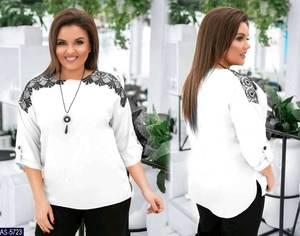 Блуза нарядная Х8884