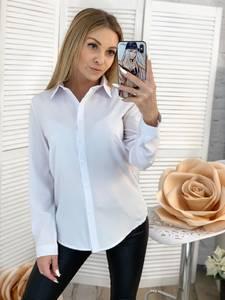 Рубашка однотонная Ц3447