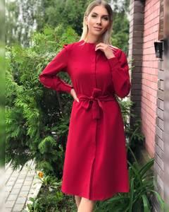 Платье короткое элегантное Ч6683