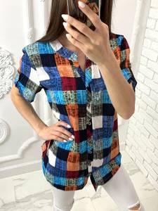 Рубашка с коротким рукавом Я4504