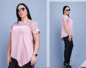 Блуза нарядная Ц5796
