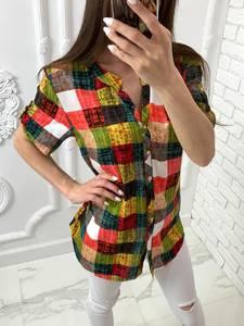 Рубашка с коротким рукавом Я4505