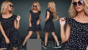 Платье короткое летнее А36755