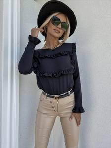 Блуза с длинным рукавом А54488