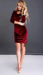 Платья короткое нарядное современное Х8922