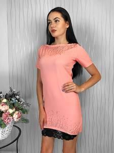 Платье короткое нарядное современное Х8933