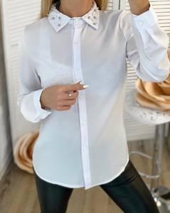 Рубашка однотонная Ц3450