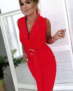 Платье короткое однотонное А39179