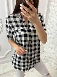 Рубашка с коротким рукавом Я4508