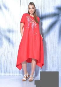 Платье короткое летнее А36758