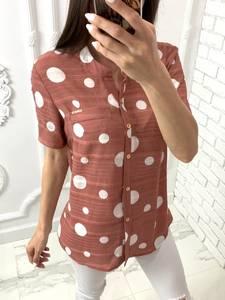 Рубашка с коротким рукавом Я4509