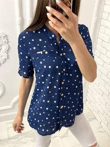 Рубашка с коротким рукавом Я4510