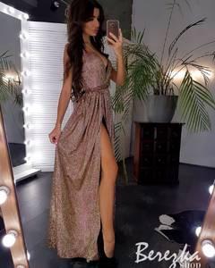 Платье длинное нарядное Ш4137