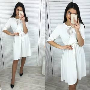 Платье короткое нарядное Я1953