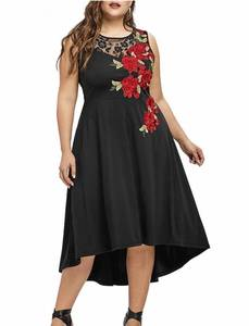 Платье короткое летнее Я3451