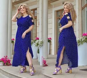 Платье длинное нарядное А43416