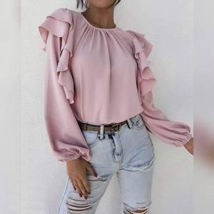 Блуза с длинным рукавом А25188
