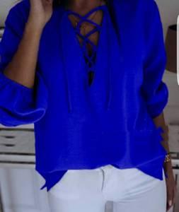 Блуза с длинным рукавом Я5072