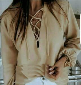 Блуза с длинным рукавом Я5074