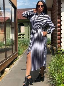 Платье длинное повседневное нарядное Т8117