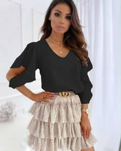 Блуза для офиса Я7918