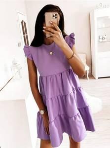Платье короткое летнее А36776