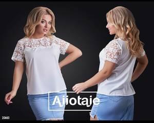 Блуза летняя Я7920