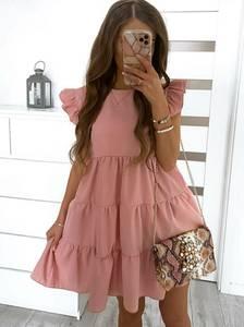 Платье короткое летнее А36777