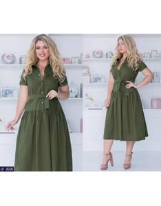 Платье короткое летнее Я3458