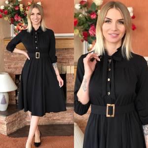 Платье короткое элегантное Я5499