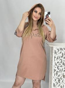 Платье короткое повседневное А57248