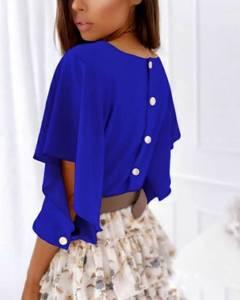 Блуза для офиса Я7917