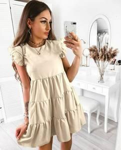 Платье короткое летнее А36772