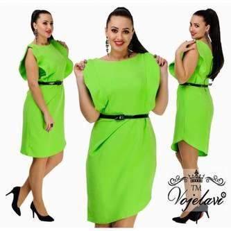 Платье короткое нарядное Ш8305