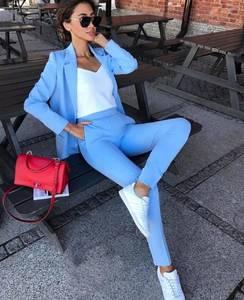 Костюм модный Я8524