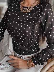 Блуза с длинным рукавом А27942