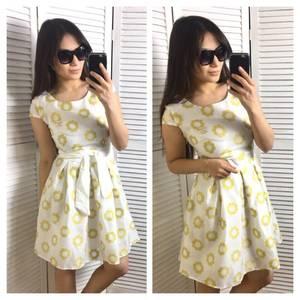 Платье короткое нарядное современное Х9725