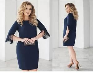 Платье короткое Ю4120