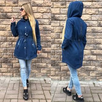Джинсовая куртка Т5351