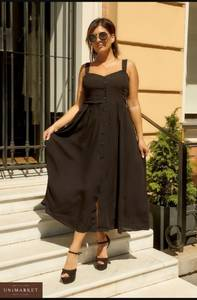Платье длинное летнее А06131