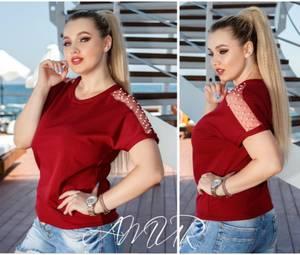 Блуза нарядная А06924