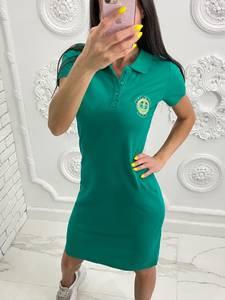Платье короткое современное А48011