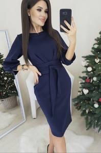 Платье короткое элегантное А17122