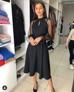 Платье короткое нарядное А19781