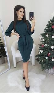 Платье короткое элегантное А17123