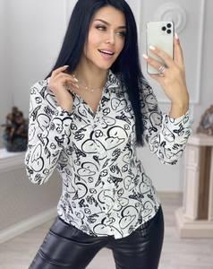 Рубашка с длинным рукавом А31847
