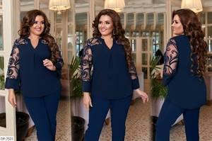 Блуза нарядная А12101