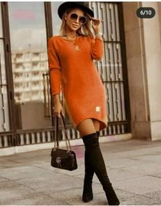 Платье короткое повседневное А12930