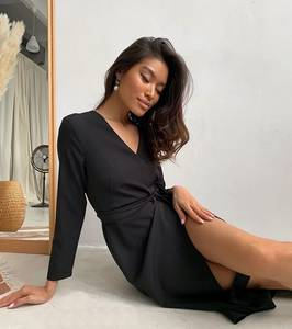 Платье короткое элегантное А19705